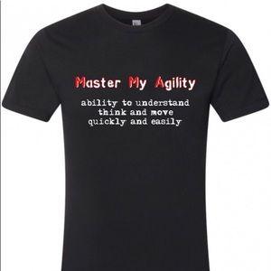 Men MMA Agility T-Shirt